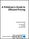 A Politician's Guide to Efficient Pricing.  Click to download