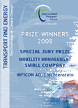 Special Jury Prize for Mobility Management in a Small Company.  Click to download
