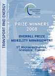 Overall Prize for Mobility Management in Companies.  Click to download
