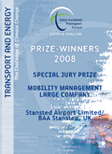Special Jury Prize for Mobility Management in a Large Company.  Click to download