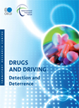 Drugs and Driving.  Click to access OECD Online Bookshop