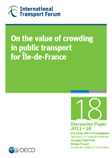 On the value of crowding in public transport for île-de-france