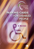 Parking Cards for Disabled People.  Click to download