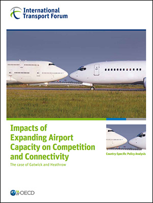 Impacts of Expanding Airport Capacity on Competition and Connectivity